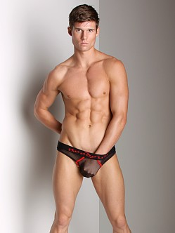 Good Devil Exposer Thong Red