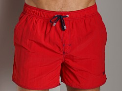 Hugo Boss Lobster Swim Shorts Red