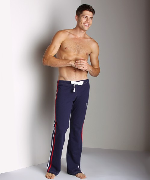 Andrew Christian Laurel Track Pant Navy