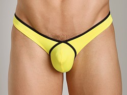 Good Devil Contour Thong Yellow