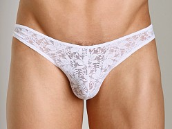 Good Devil Lace Brief White