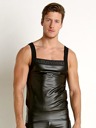 Complete the look: Modus Vivendi High Tech Latex Tanktop Black
