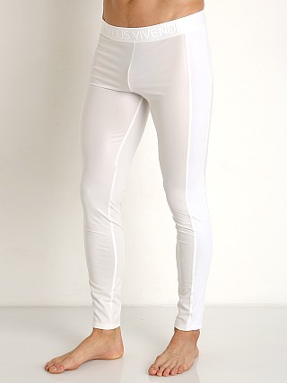 Modus Vivendi High Tech Latex Leggings White