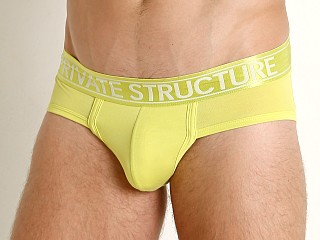 Private Structure Platinum Bamboo Brief Spring Lime