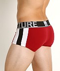 Private Structure BeFit Athlete Trunk Maroon, view 4