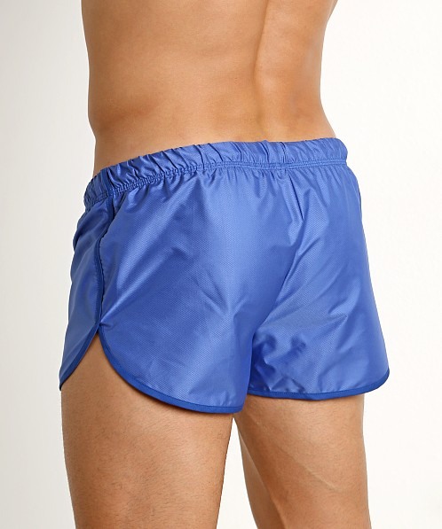 McKillop Drip Bulge-Builder Swim Shorts Royal