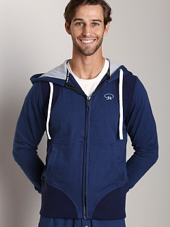 James Tudor Eaton Hoody Navy