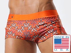 Rufskin Babacool Swim Trunks Sublimation Print