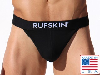Rufskin California Cotton Cage Pouch Black