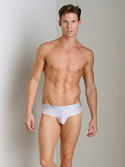 Intymen Shine Brief White