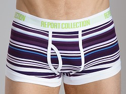 Report Collection Reactive Stripes Trunk Loganberry
