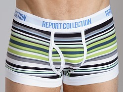 Report Collection Reactive Stripes Trunk Grey