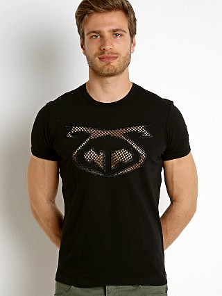 Nasty Pig Crusher Mesh Tee Black