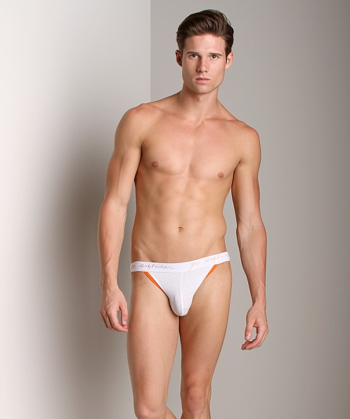 Go Softwear Nouveau Pop Jock White/Orange