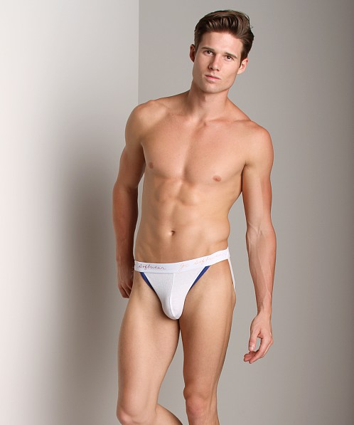 Go Softwear Nouveau Pop Jock White/Royal