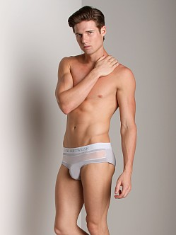 Go Softwear B-Erotic Tease Brief Silver/White