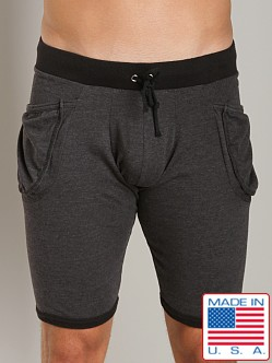 Go Softwear Yoga Short Black
