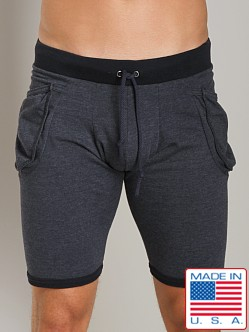 Go Softwear Yoga Short Navy