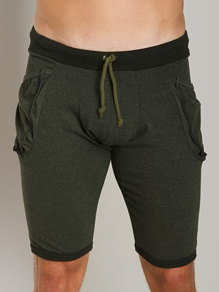 Complete the look: Go Softwear  100% Cotton Yoga Short Olive