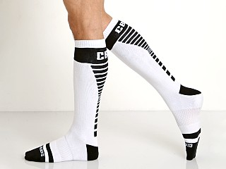 You may also like: Cell Block 13 Vertigo Knee Socks White