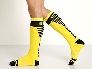 You may also like: Cell Block 13 Vertigo Knee Socks Yellow
