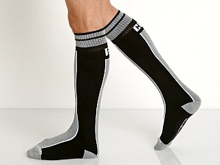 You may also like: Cell Block 13 Liquid Shadow Knee Socks Grey