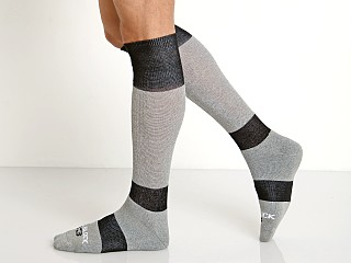 You may also like: Cell Block 13 Roll Over Knee Socks Grey