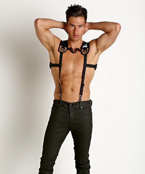 Nasty Pig Traverse Suspender Harness Sand