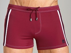 GrigioPerla Nero Perla Taormina Trunk Bordeaux
