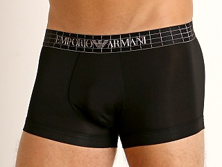 Emporio Armani Soft Modal Trunk Black