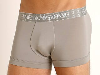 You may also like: Emporio Armani Soft Modal Trunk Steel