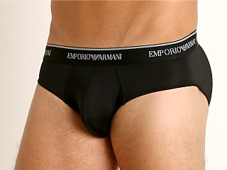 You may also like: Emporio Armani Essential Microfiber Brief Black