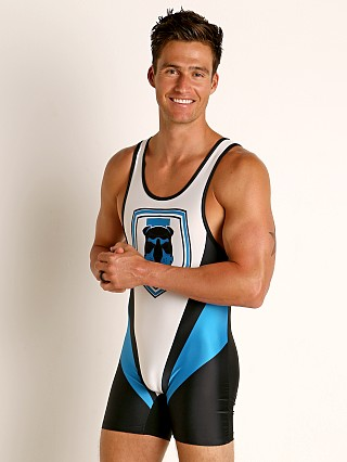 You may also like: Cell Block 13 Kennel Club Singlet Blue
