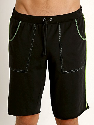 Complete the look: American Jock Iron Workout Short Black/Lime