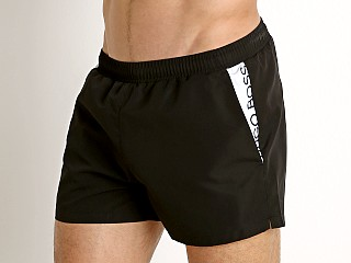 Hugo Boss Mooneye Swim Shorts Black