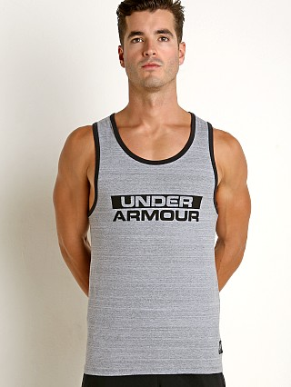 Under Armour Sportstyle Cotton Tank Steel
