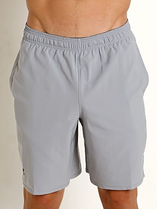 Under Armour Qualifier Woven Short Steel