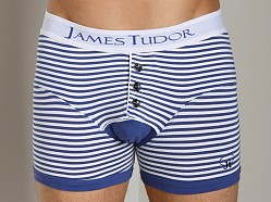 James Tudor Regal Boxer Navy