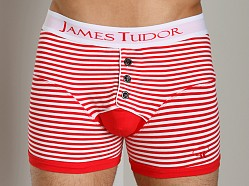James Tudor Regal Boxer Red