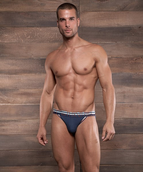 C-IN2 Zen Street Jock Simple Navy