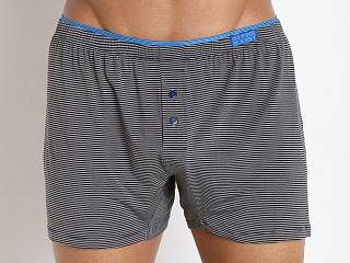 You may also like: 2xist Barcode Knit Boxer Stripe