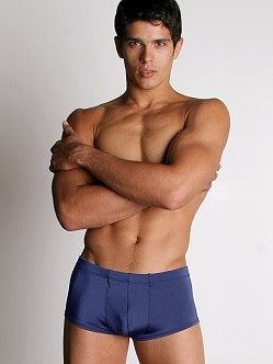 California Muscle Euro Swim Boxer Navy