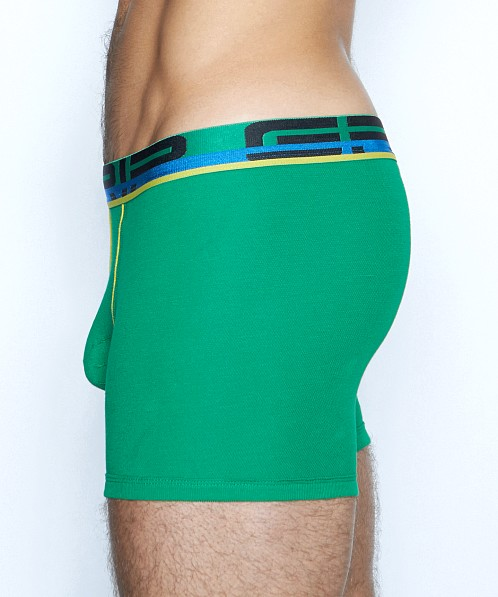 C-IN2 Grip Compression Shorts Amazon Green