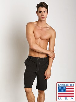 Go Softwear 100% Cotton Weekend Short Black