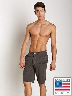 Go Softwear 100% Cotton Weekend Short Charcoal