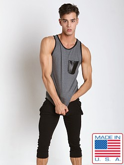 Go Softwear Hard Core Street Rebel Tank Charcoal