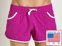 Go Softwear Corona Swim Short French Fuchsia