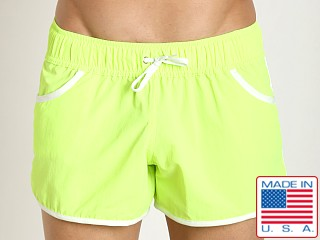 Go Softwear Corona Swim Short Tropical Lime