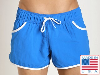 Go Softwear Corona Swim Short Berry Blue