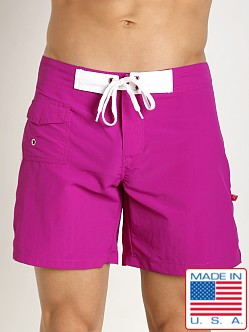 Go Softwear Balboa Board Short French Fuchsia